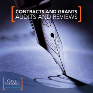 Read Our Contracts and Grants Brochure!