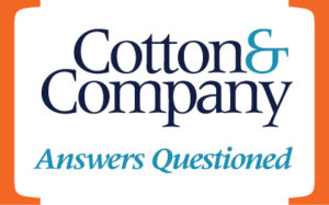 Cotton & Company logo