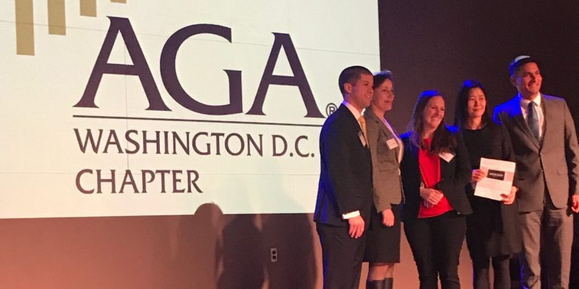 Cotton & Company Partner Recognized as New AGA DC Chapter Member