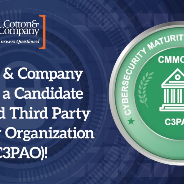 Candidate C3PAO